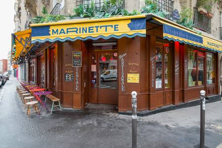 Marinette, Bar Paris Clignancourt #0