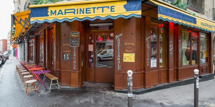 Marinette, Bar Paris Clignancourt #0