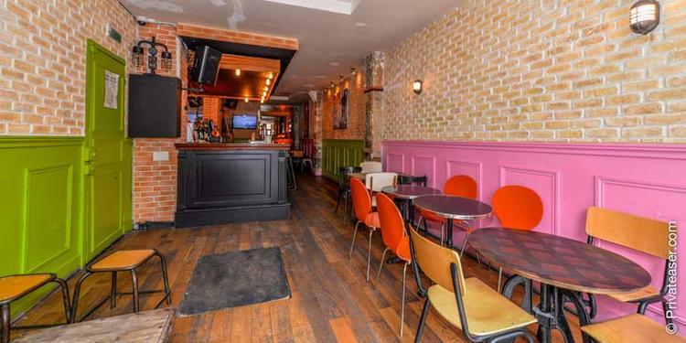 O'Connells Lab, Bar Paris Parmentier #0