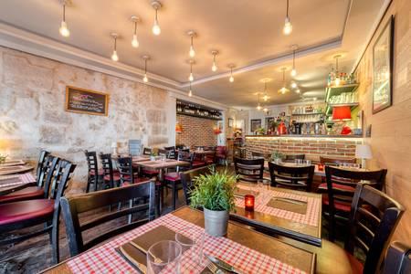 Le petit café, Restaurant Paris Panthéon #0