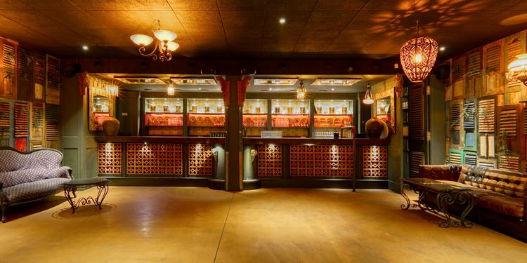 Le Pachamama : Le Bar Rouge, Salle de location Paris Bastille #0
