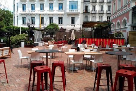 Casa de América, Sala de alquiler Madrid Salamanca #0
