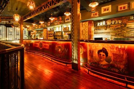 Le Pachamama : le Comptoir, Salle de location Paris Bastille #0