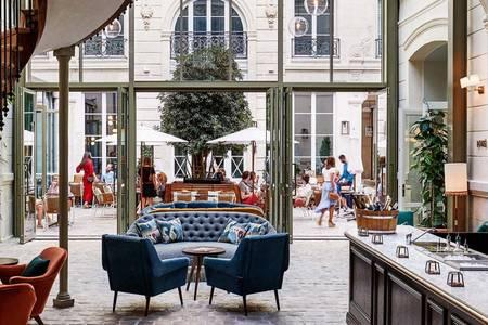 The Hoxton Paris : L'Orangerie, Salle de location Paris Strasbourg Saint Denis #0