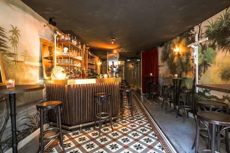 Isadora, Bar Paris Les Halles #0