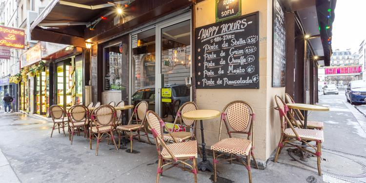 Le Paradis, Bar Paris Barbes  #0