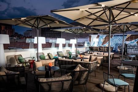 Hotel NYX Madrid, Sala de alquiler Madrid Cuatro Caminos #0
