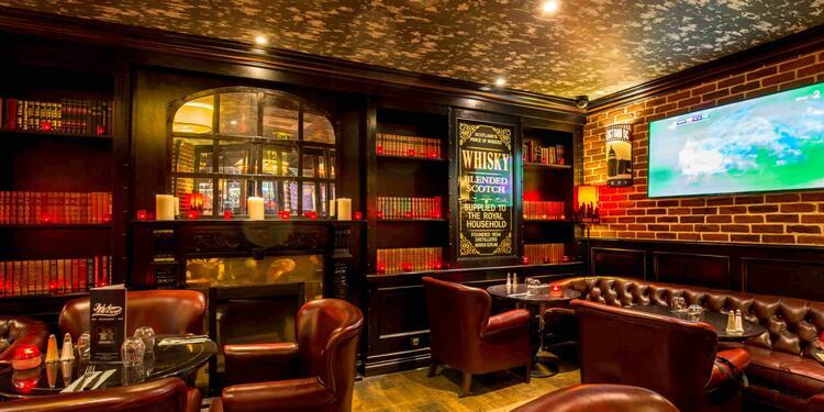 Le Park Avenue, Bar Paris Parc de la Villette #0