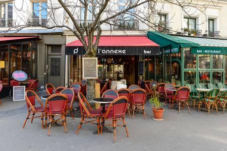 L'Annexe du Petit Café, Bar Paris Panthéon #0