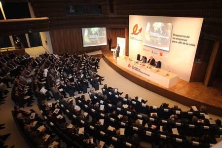 Auditorio Mutua Madrileña, Sala de alquiler Madrid Almagro #0