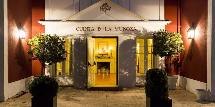 Quinta La Muñoza, Sala de alquiler Madrid El Pardo  #0