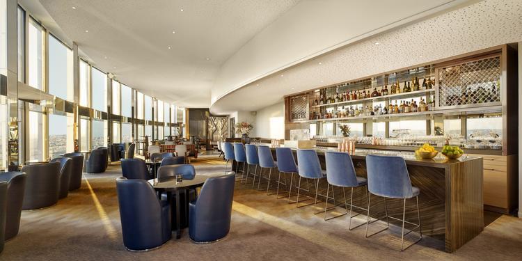 Le Windo - Hyatt Regency Paris Etoile, Salle de location Paris Porte Maillot #0