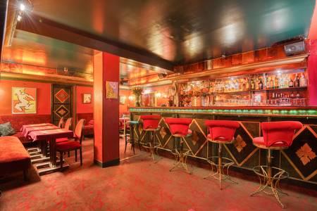 Le Scott Bar, Bar Paris Notre Dame Des Champs  #0