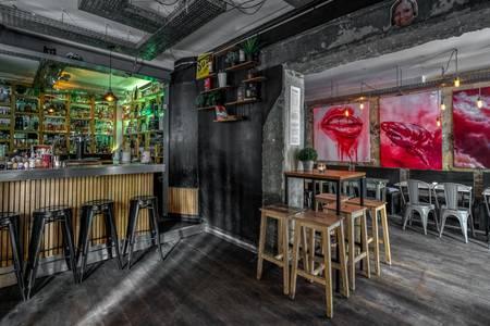 Le AveK, Bar Paris Réaumur-Sébastopol #0