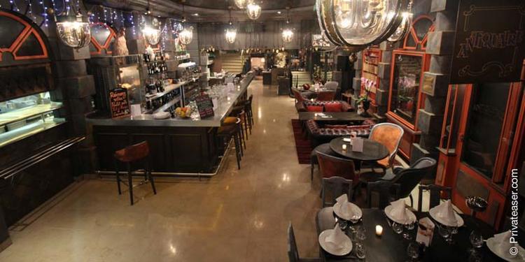 Chez Clément (Bar), Bar Paris Champs-Elysées #0