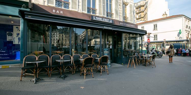 Maine Street, Bar Paris Falguière #0
