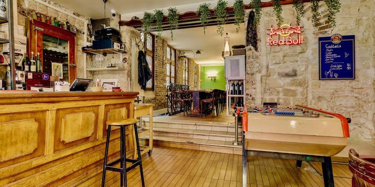 La Ferme, Bar Paris Faubourg Saint-Denis #0
