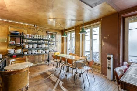 La Cantine Sauvage Faubourg Saint-Antoine, Bar Paris Faubourg Saint Antoine #0