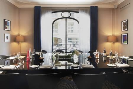 L'Hôtel Vernet : Salon Signature, Salle de location Paris Champs-Elysées #0