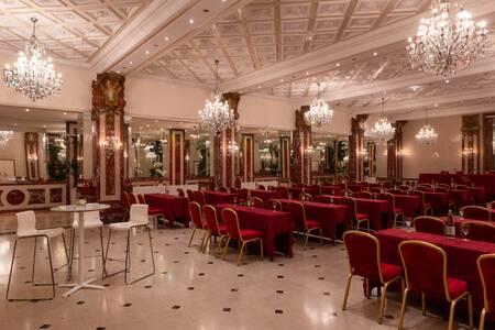 Les Salons Hoche : Salon Monceau, Salle de location Paris Parc Monceau #0