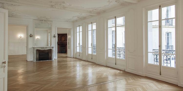 Les salons hoche : Salon Haussmann, Salle de location Paris Parc Monceau #0
