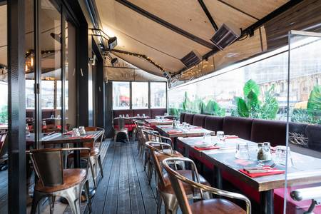 Kokoriko, Bar Paris Ternes #0