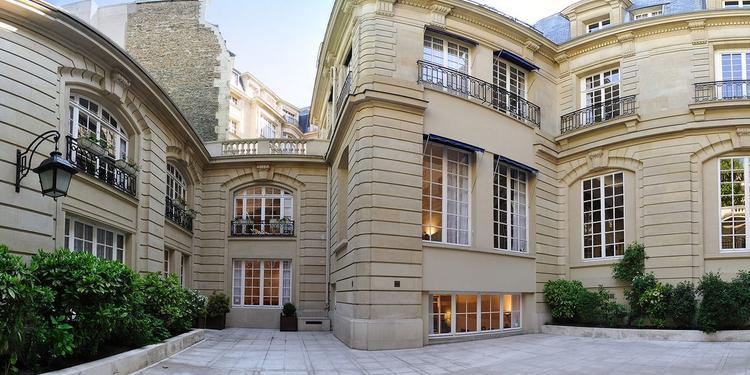 Baya axess Galilee, Salle de location Paris George V #0