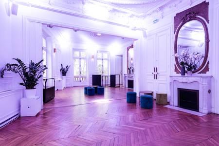 Le Pavillon Presbourg, Salle de location Paris Etoile #0