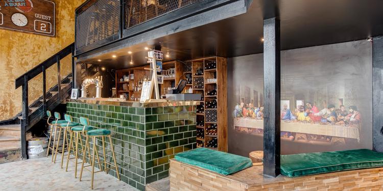 Le Bar à Buuut, Bar Nantes L'Ile Gloriette #0