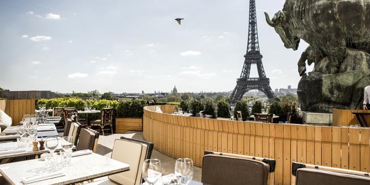 Le Café de l'Homme (Privatisation totale), Salle de location Paris Trocadéro #0