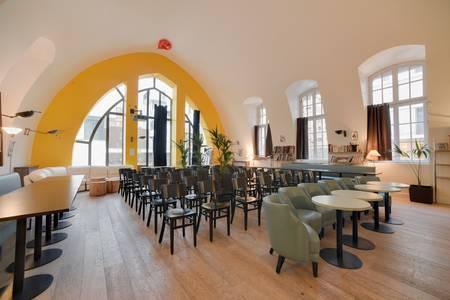 Les Turbulentes : Salle de la Chapelle, Salle de location Paris Boucicaut #0