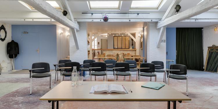 Atelier 4 chemins La Grande Salle, Salle de location Aubervilliers Aubervilliers #0
