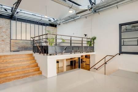 Le Loft (Lyon), Salle de location Lyon Jean Jaurès #0