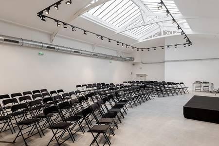 Espace Léon Coeur Marais 3, Salle de location Paris Haut-Marais #0