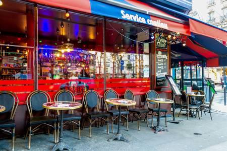 Le Café d'Albert, Bar Paris Clignancourt  #0