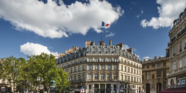 L'Hôtel du Louvre *****, Salle de location Paris Louvre-Rivoli #0