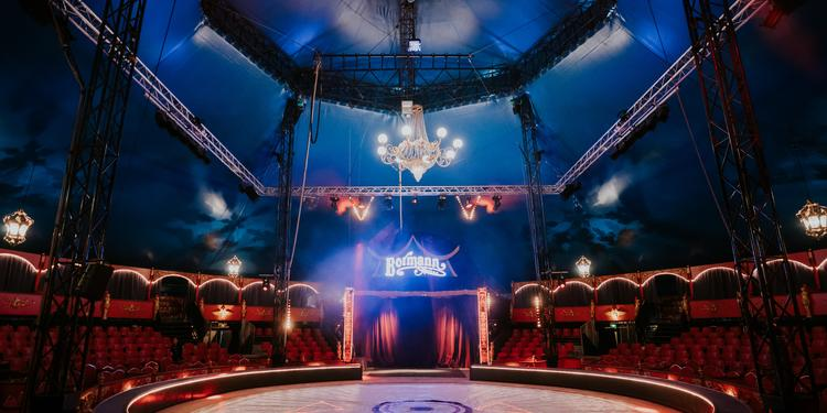 Le Cirque Bormann, Salle de location Paris Javel #0