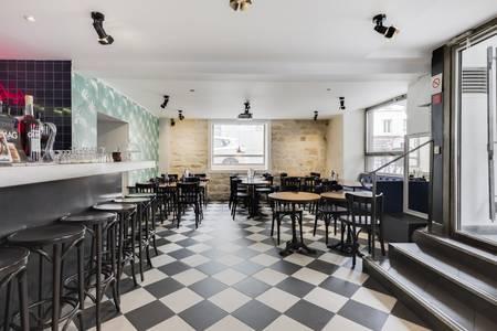 Volver - Tapas y Empanadas, Bar Paris Roquette #0