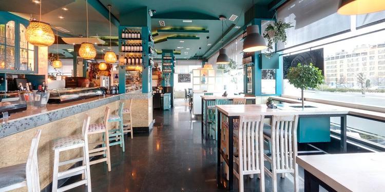 Restaurante La Dehesa, Restaurante Madrid Las Tablas #0