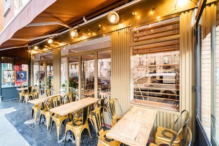 Le Cru Rollin, Bar Paris Voltaire #0