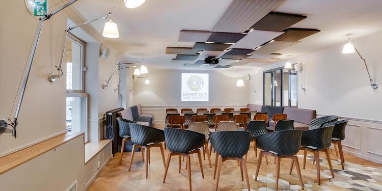 Le Meriggio, Salle de location Paris Grands Boulevards #0