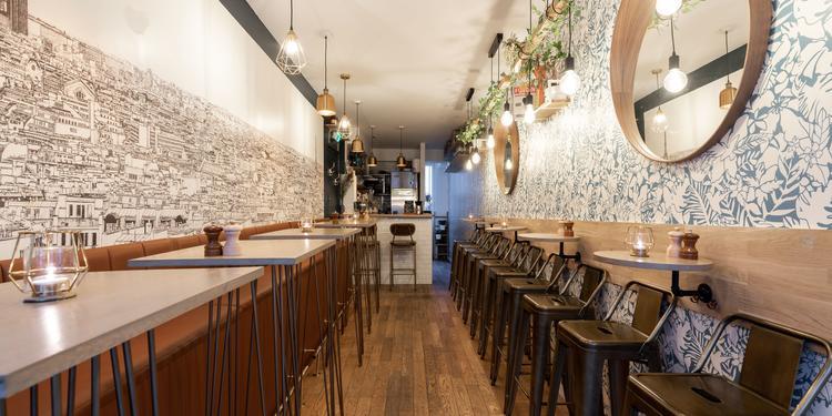 Mon Petit des Dames, Bar Paris Batignolles #0