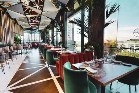 Ginkgo Sky Bar, Restaurante Madrid Plaza de España #0