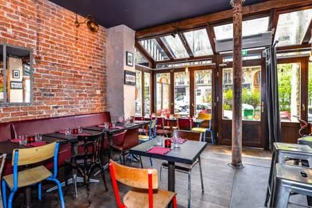 Le BBoyz, Bar Paris Pigalle #0