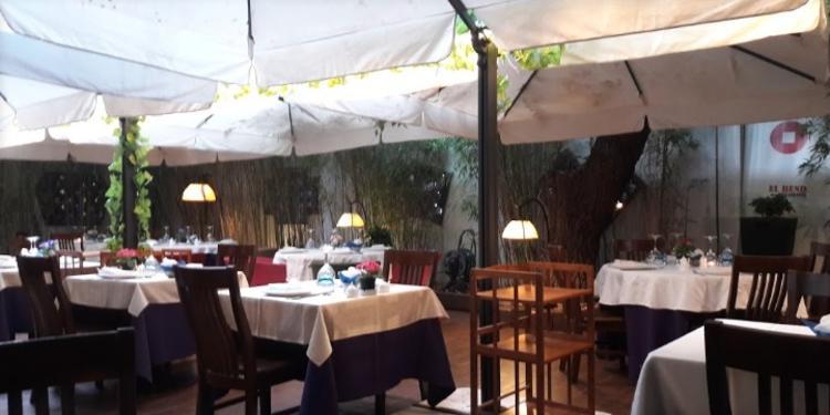 El Bund, Restaurante Madrid Colina #0