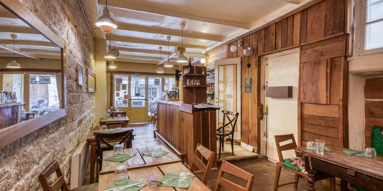 L'Echoppe de Paris, Restaurant Paris Sainte Marguerite #0