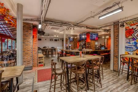 Le Wall Street Oberkampf, Bar Paris Folie - Méricourt #0