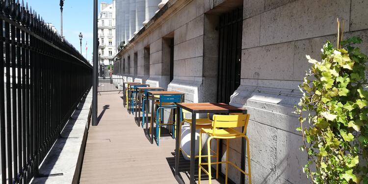 Le Chai Brongniart, Bar Paris Bourse #0