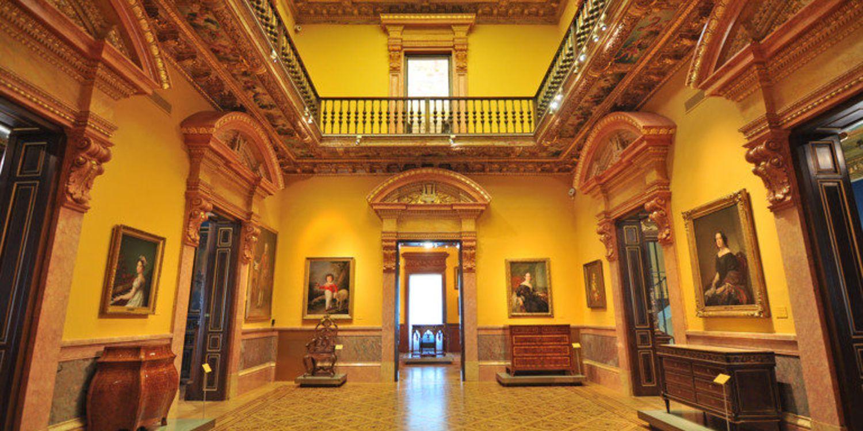 Museo Lázaro Galdiano A La Castellana