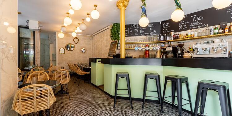 Le Trente Neuf Paris, Bar Paris Beaubourg #0